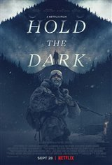 Hold the Dark (Netflix) Affiche de film