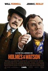 Holmes et Watson Affiche de film