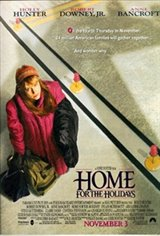 Home for the Holidays Affiche de film