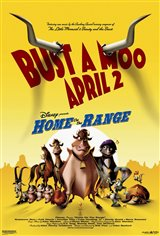 Home on the Range Movie Poster