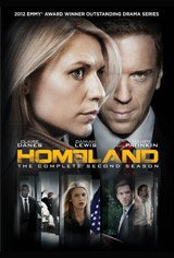 Homeland: The Complete Second Season Movie Poster Movie Poster