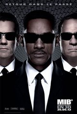 Hommes en noir 3 3D Movie Poster