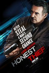 Honest Thief Movie Poster