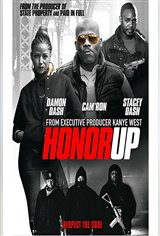 Honor Up Affiche de film