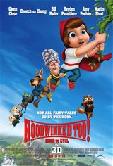 Hoodwinked Too! Hood vs. Evil 3D Movie Poster