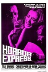 Horror Express Movie Poster
