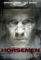 Horsemen Movie Poster