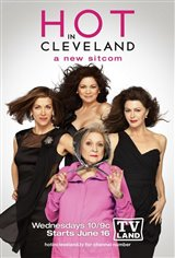 Hot in Cleveland: Season Two Movie Poster