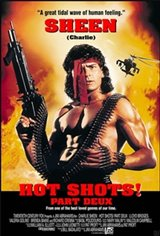 Hot Shots: Part Deux! Movie Poster