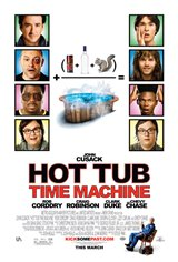 Hot Tub Time Machine Movie Poster