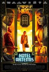 Hotel Artemis (v.o.a.) Affiche de film