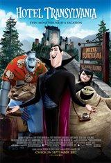 Hotel Transylvania 3D Movie Poster