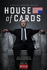 House of  Cards: Season 1 (Netflix) Movie Poster Movie Poster