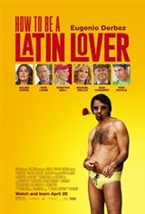 How to Be a Latin Lover (Spanish) Large Poster