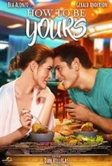 How To Be Yours Movie Poster