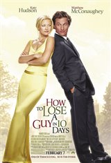 How to Lose a Guy in 10 Days Movie Poster Movie Poster
