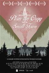 How to Plan an Orgy in a Small Town Movie Poster