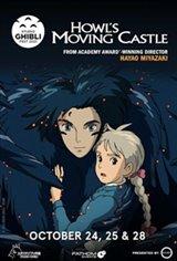 Howl's Moving Castle - Studio Ghibli Fest 2021 Large Poster