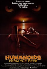 Humanoids from the Deep (1980) Movie Poster