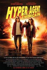 Hyper agent américain Affiche de film