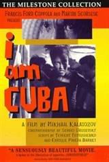I Am Cuba Movie Poster
