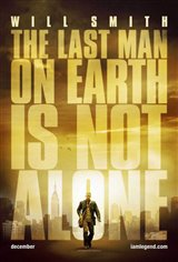 I Am Legend Movie Poster Movie Poster