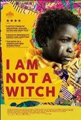I Am Not A Witch Affiche de film