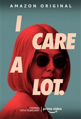 I Care a Lot Movie Poster