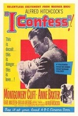 I Confess (1953) Movie Poster