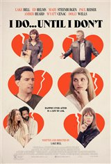 I Do... Until I Don't Movie Poster
