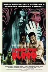 I Drink Your Blood Movie Poster
