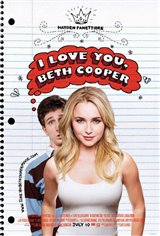I Love You, Beth Cooper Movie Poster Movie Poster