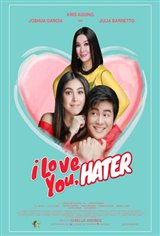 I Love You, Hater Affiche de film