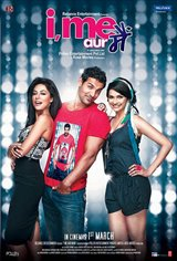 I, Me Aur Main Movie Poster