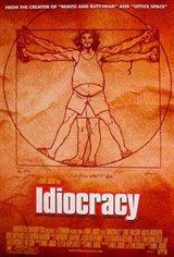 Idiocracy Movie Poster