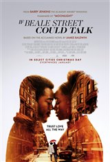 If Beale Street Could Talk Affiche de film
