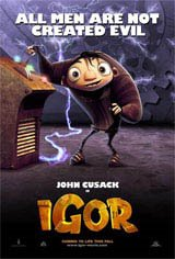 Igor Movie Poster