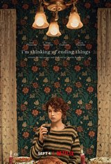 I'm Thinking of Ending Things (Netflix) Movie Poster