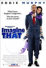 Imagine That Movie Poster Movie Poster
