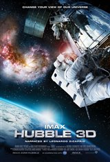 IMAX: Hubble Movie Poster