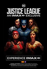 IMAX VR: Justice League VR: Cyborg, The Flash, Wonder Woman Large Poster