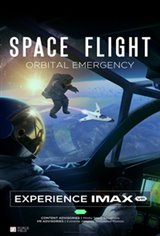IMAX VR: Space Flight: Orbital Emergency Large Poster