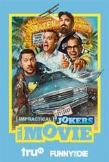 Impractical Jokers: The Movie Movie Poster Movie Poster