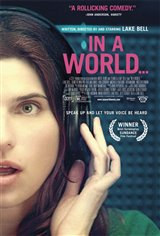 In a World... Movie Poster Movie Poster