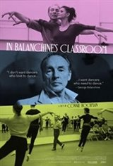In Balanchine's Classroom Large Poster