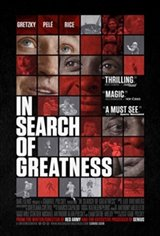 In Search of Greatness Large Poster