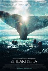 In the Heart of the Sea Movie Poster Movie Poster