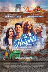 In the Heights Affiche de film