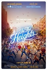 In the Heights: The IMAX Experience Movie Poster