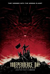 Independence Day: Resurgence - An IMAX 3D Experience Movie Poster